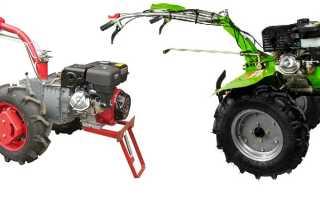 Мотоблок Grasshopper. Обзор модельного ряда, характеристики, отзывы