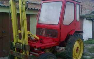 Трактор Т-16. Обзор, характеристики, особенности применения