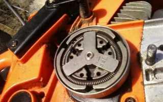 Снятие и замена сцепления на бензопиле. Обзор, инструкция