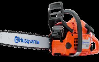 Обзор бензопилы Husqvarna 353. Технические характеристики. Особенности использования и техника безопасности