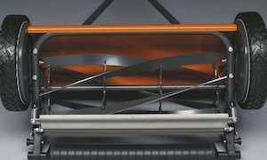 Газонокосилка с мульчером Husqvarna LC 247SP. Обзор модели, особенности, видео и отзывы