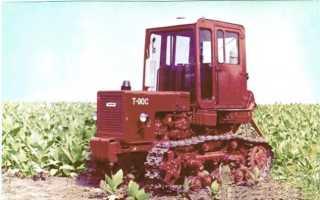 Трактор Т-90. Обзор, характеристики, особенности применения