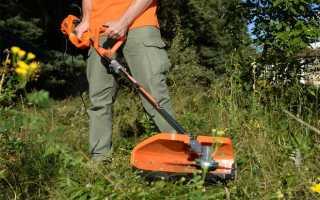 Обзор триммеров, газонокосилок и мотокос Lux Tools. Особенности применения и эксплуатации