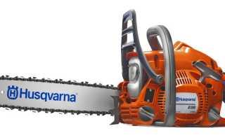 Обзор бензопилы Husqvarna 236. Технические характеристики. Особенности использования и техника безопасности