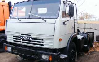 КамАЗ-54115: дизайн и устройство. Технические и эксплуатационные характеристики машины