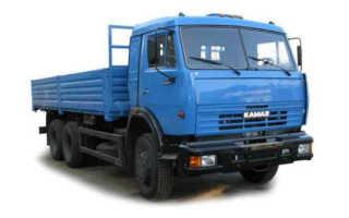 КамАЗ-53212: описание, технические характеристики, отзывы
