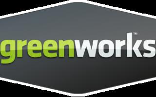Аккумуляторные снегоуборщики GreenWorks: отзывы об электрических снегоуборочных машинах Гринворкс