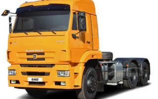 КамАЗ-6460: описание и технические характеристики. Видео обзоры и отзывы водителей