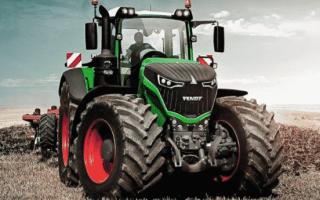 Трактора Фендт: модельный ряд, технические характеристики, видео обзоры, отзывы