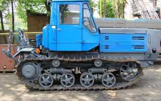 Трактор Т-50. Обзор, характеристики, особенности применения