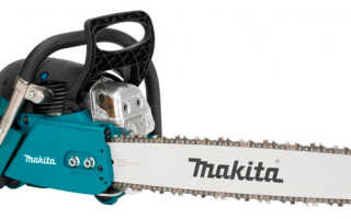 Бензопилы Макита: отзывы владельцев. Обзор цепных пил Makita