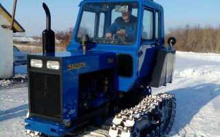 Трактор Т-70. Обзор, характеристики, особенности применения