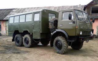 КамАЗ-4310: габариты и грузоподъемность, трансмиссия, электрооборудование и другие характеристики