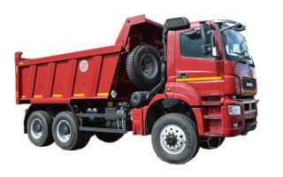 КамАЗ-6580. Описание, технические и эксплуатационные характеристики
