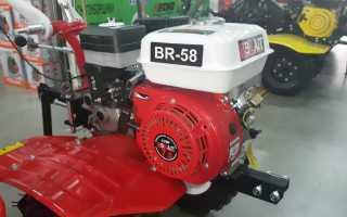 Мотоблок Brait BR-58A. Обзор, технические характеристики, отзывы владельцев