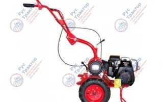 Мотоблок Салют 5Х 6,0 Honda GC 190 OHV. Обзор, характеристики