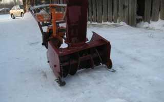 Как сделать снегоуборщик из бензопилы? Советы и рекомендации