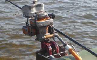 Лодочный мотор из бензопилы: руководство к созданию