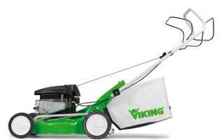 Обзор газонокосилки VIKING МB 248Т. Описание модели, характеристики, видео и отзывы о работе
