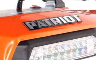 Снегоуборщики Patriot. Популярные модели, конструкция, видео, сравнение с другими производителями