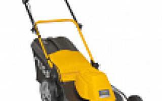 Электрическая газонокосилка Stiga Combi 48e: характеристики, описание и правила использования