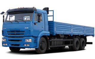 КамАЗ-65117: характеристики грузовика, описание и отзывы