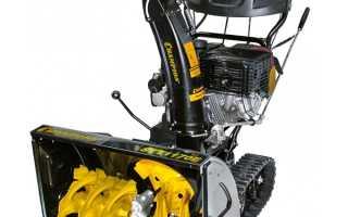 Снегоуборщик Champion STT1170E. Обзор, характеристики, отзывы владельцев