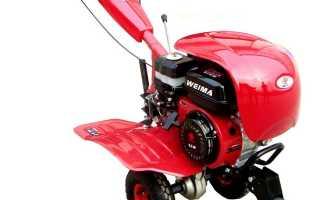 Мотоблок Weima WM500. Обзор, характеристики, отзывы владельцев