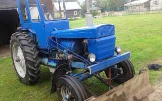 Трактор Т-28. Обзор, характеристики, особенности применения