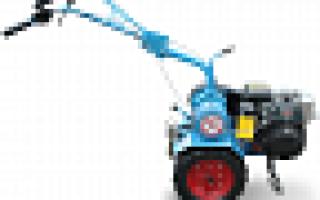 Мотоблок Салют Honda GХ-200. Обзор, характеристики, отзывы