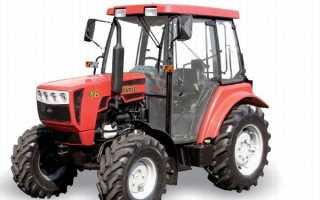 Компактный трактор Беларус МТЗ-622. Описание машины, характеристики, видео и отзывы