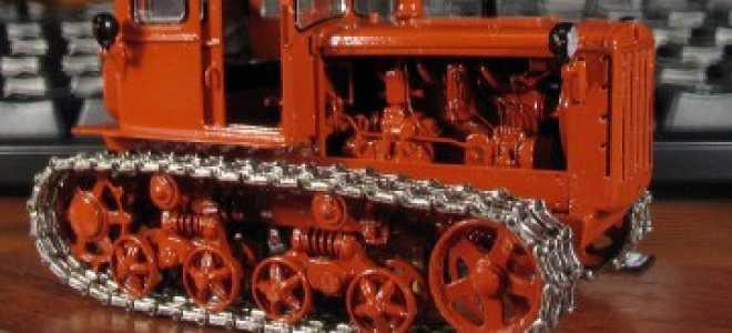 Трактор ДТ-54 – фото, видео обзор, технические характеристики